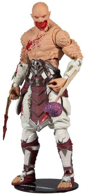 McFarlane Toys Mortal Kombat 11 Series 4 Baraka Action Figure [Bloody]