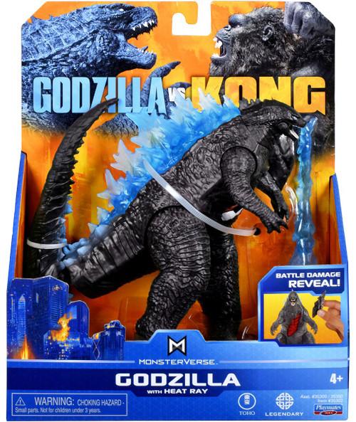 Godzilla vs Kong Monsterverse Godzilla with Heat Ray Action Figure
