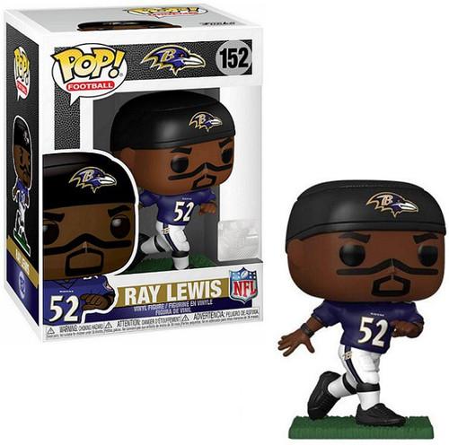 Funko Baltimore Ravens POP! NFL Legends Ray Lewis Vinyl Figure (Pre-Order ships January)