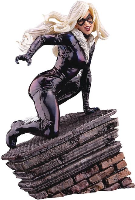 Marvel Universe ArtFX Black Cat Fine Art Statue (Pre-Order ships March)
