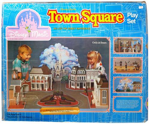 Disney World Town Square Playset