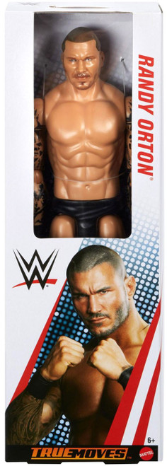 WWE Wrestling True Moves Randy Orton Action Figure