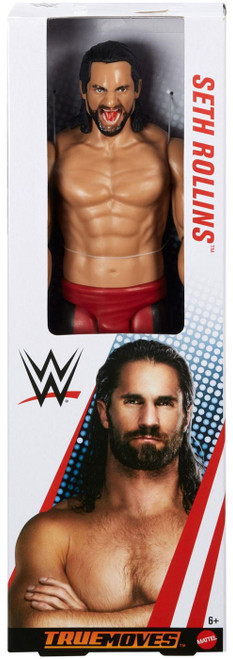 WWE Wrestling True Moves Seth Rollins Action Figure