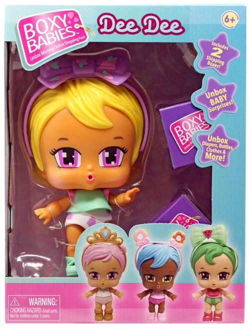 Boxy Girls Boxy Babies Dee Dee Doll