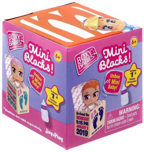 Boxy Girls Boxy Babies Mini Blocks 1-Inch Mystery Pack
