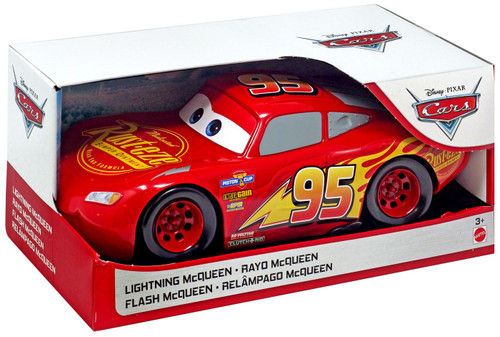 Disney / Pixar Cars Cars 3 Lightning McQueen 10-Inch Vehicle