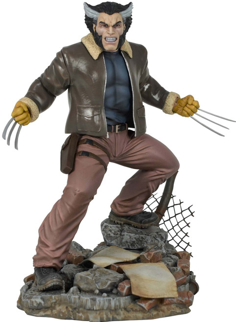 Marvel Gallery Wolverine 9-Inch PVC Figure Statue [Days of Future Past] (Pre-Order ships May)