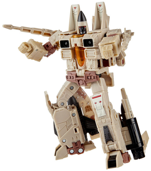 Transformers Generations Selects Sandstorm Voyager Action Figure WFC-GS21