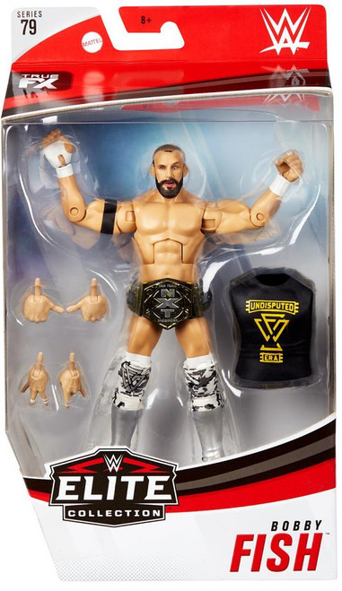 WWE Wrestling Elite Collection Series 79 Bobby Fish Action Figure [Camo]