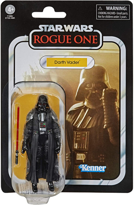 Star Wars Rogue One 2020 Vintage Collection Wave 4 Darth Vader Action Figure