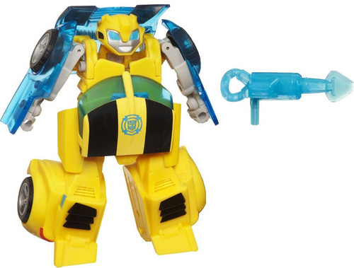 Transformers Playskool Heroes Rescue Bots Bumblebee Action Figure [Energize, New Version]