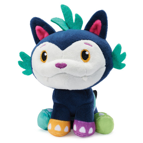 Abby Hatcher Catch-a-Hug Fuzzly Bo Exclusive 6-Inch Plush