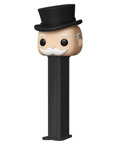 Funko Hasbro POP! PEZ Uncle Pennybags Candy Dispenser