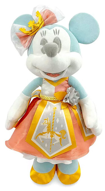 Disney Minnie Mouse the Main Attraction Minnie Mouse Exclusive 16-Inch Plush [King Arthur Carrousel]