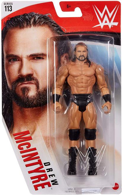 WWE Wrestling Series 113 Drew McIntyre Action Figure