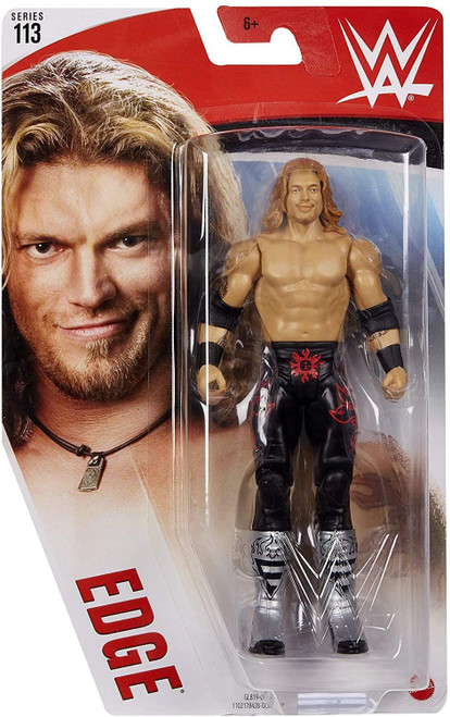 WWE Wrestling Series 113 Edge Action Figure [White Boots, Chase Version]