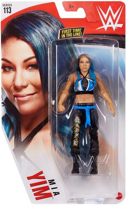 WWE Wrestling Series 113 Mia Yim Action Figure