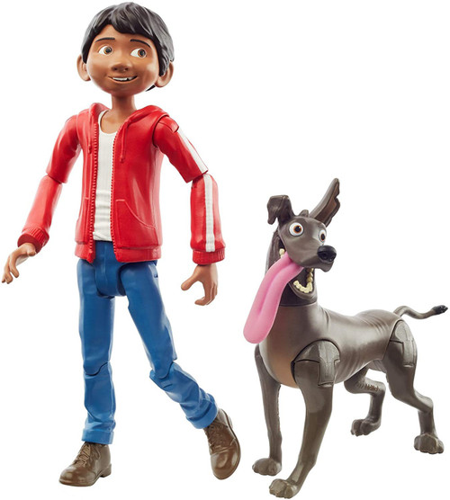 Disney / Pixar Coco Core Miguel & Dante Exclusive Action Figure 2-Pack