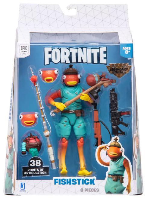 Fortnite Legendary Series Fishstick Action Figure