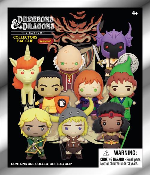 3D Figural Keyring Dungeons & Dragons Series 2 Mystery Pack [1 RANDOM Figure] (Pre-Order ships October)