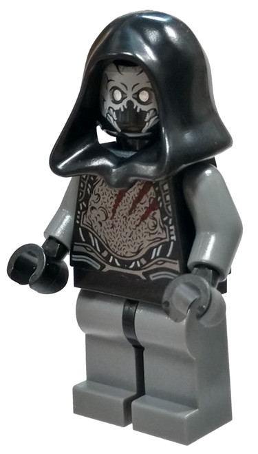 LEGO Marvel Guardians of the Galaxy Sakaaran Soldier Minifigure [no weapon Loose]