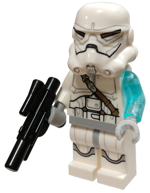 LEGO Star Wars Yoda Chronicles Jek-14 with Stormtrooper Helmet Minifigure [Loose]