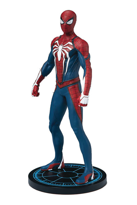Marvel Gameverse Spider-Man Resin Statue [Advanced Suit] (Pre-Order ships February)