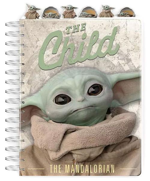 Star Wars The Mandalorian The Child Journal