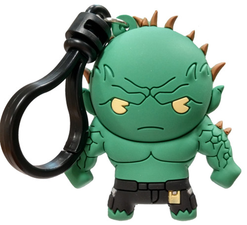 Marvel 3D Figural Bag Clip Avengers Game Series 1 Abomination Keychain [Loose]