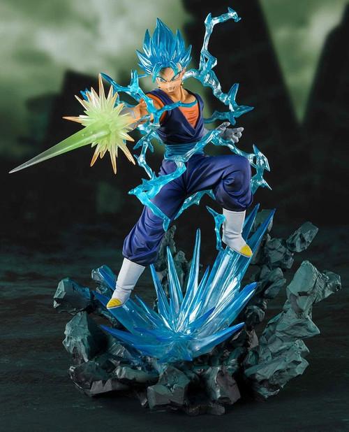 Dragon Ball Z Figuarts ZERO Super Saiyan God Super Saiyan Vegito Exclusive Statue [Exclusive Color Ver.]