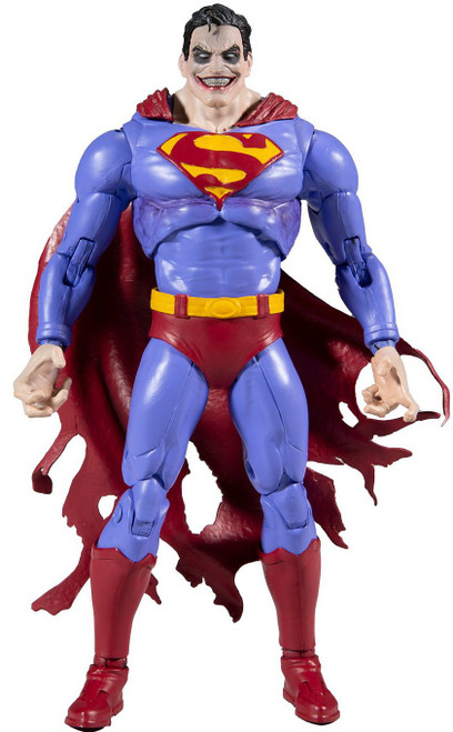 McFarlane Toys DC Multiverse Build Merciless Series Superman Infected Action Figure