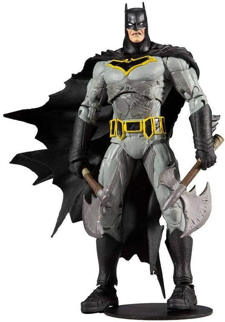 McFarlane Toys DC Multiverse Build Merciless Series Batman Action Figure [Dark Nights Metal]