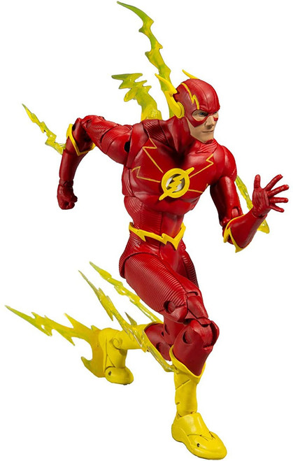 McFarlane Toys DC Multiverse Wave 3 Flash Action Figure [Rebirth]