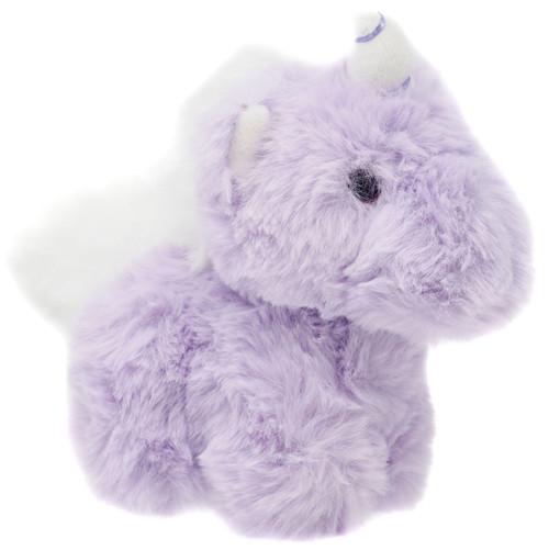 World's Softest Plush Purple Unicorn 5-Inch Plush