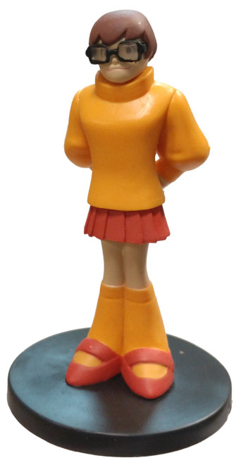 Funko Scooby Doo Hero World Series 5 Velma Exclusive 3.5-Inch Vinyl Figure [Loose]