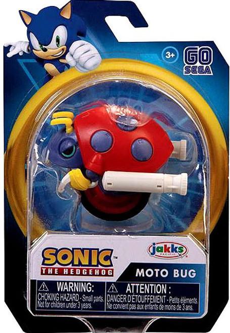 Sonic The Hedgehog 2020 Wave 3 Moto Bug 2.5-Inch Mini Figure