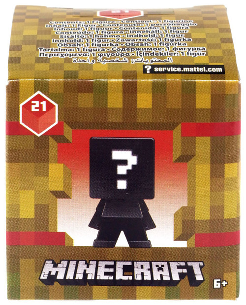 Minecraft Village & Pillage Series 21 Mystery Pack