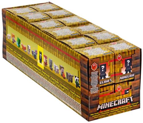Minecraft Village & Pillage Series 21 Mystery Box [24 Packs]