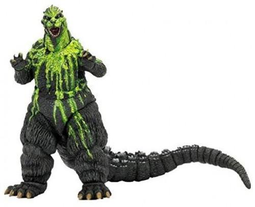 NECA Godzilla vs Biollante Godzilla Action Figure [Biollante Bile]