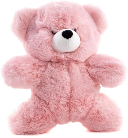 World's Softest Plush Teddy Bear 9-Inch Plush [Pink]