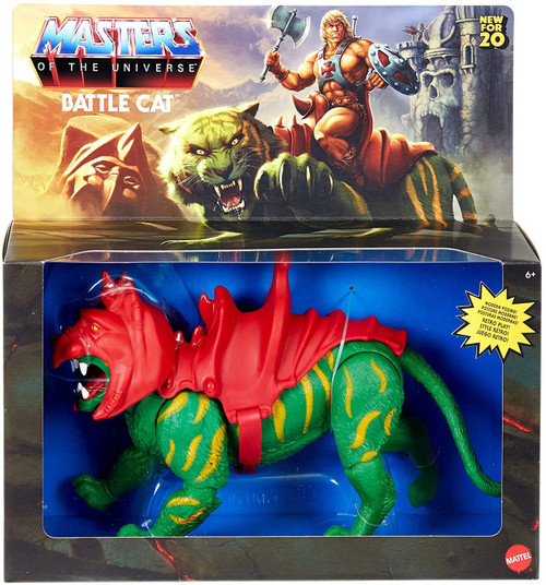 Masters of the Universe Origins Battle Cat Exclusive Action Figure [Tiger-Like Eternian Creature]