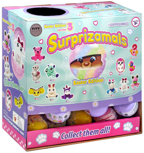 Surprizamals Easter Series 3 Mystery Box [36 Packs]