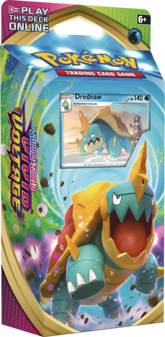 Pokemon Trading Card Game Sword & Shield Vivid Voltage Drednaw Theme Deck