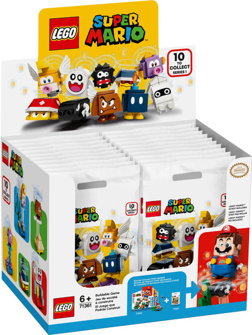 LEGO Super Mario Mystery Box #71361 [20 Packs]