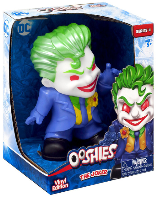 Ooshies DC Comics Series 4 The Joker 4-Inch Figure