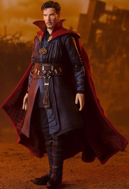 Marvel Avengers Infinity War S.H. Figuarts Doctor Strange Action Figure [Battle on Titan]