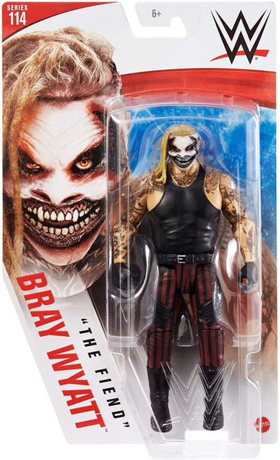 WWE Wrestling Series 114 Fiend Action Figure (Pre-Order ships May)