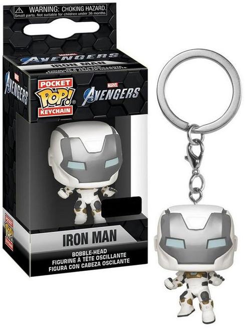 Funko POP! Marvel Iron Man Exclusive Keychain [Starboost]