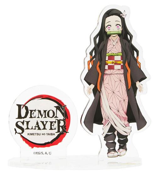 Demon Slayer: Kimetsu no Yaiba Kimetsu no Yaiba Nezuko Kamado 4-Inch Acrylic Figure