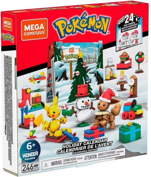 Pokemon 2020 Holiday Exclusive Advent Calendar